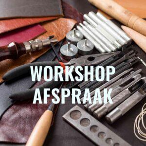 Workshop schort maken